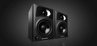 "M-Audio AV42 4"" Audiovisual Monitors (Pair)"