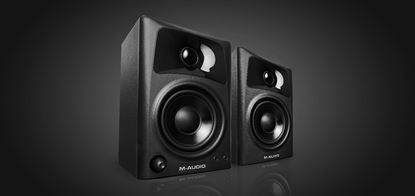 "M-Audio AV32 3"" Audiovisual Monitors (Pair)"