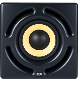 KRK 12SHO MK2 High Output Studio Monitor Subwoofer - 12 Inch