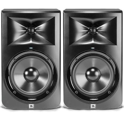 "Picture of JBL LSR308 8"" Powered Studio Monitors (Pair)"