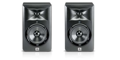 "JBL LSR305 5"" Powered Studio Monitors (Pair)"