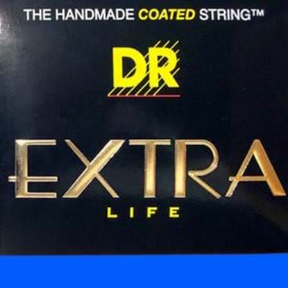 Picture of DR Strings CBE-11 Cool Blue Electric Guitar Strings Heavy 11-50