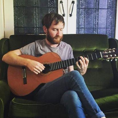 Mitchell Seaward - Guitar Teacher