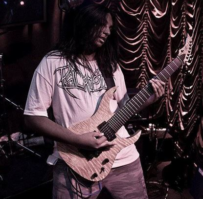 Nish Raghavan - Guitar and Bass Teacher