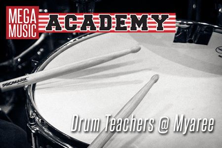 Picture for category Drum Teachers - Myaree