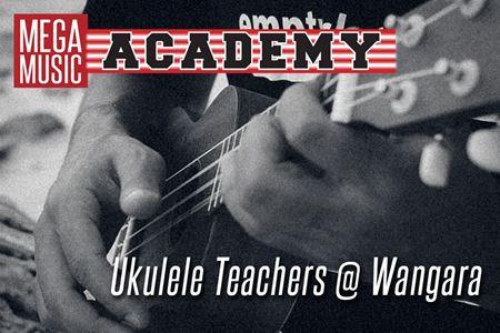 Ukulele Teachers - Wangara