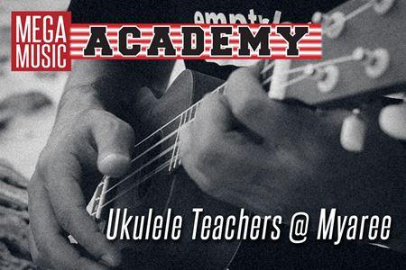 Ukulele Teachers - Myaree