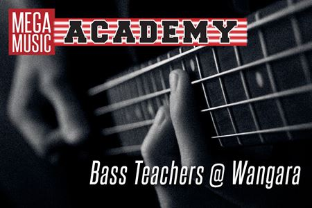 Bass Guitar Teachers - Wangara