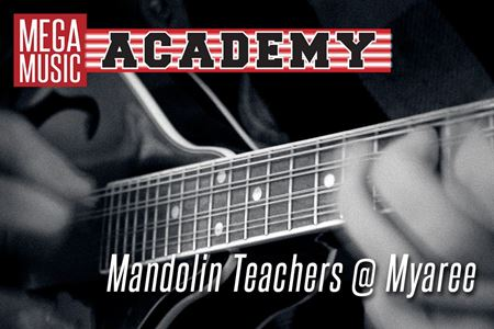 Mandolin Teachers - Myaree