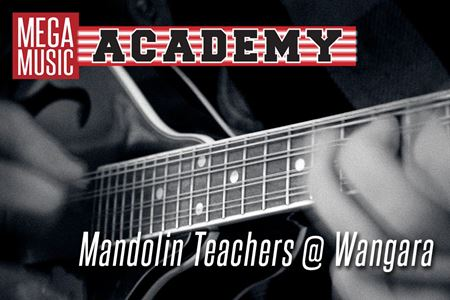 Mandolin Teachers - Wangara