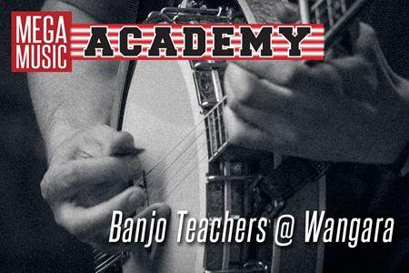 Banjo Teachers - Wangara