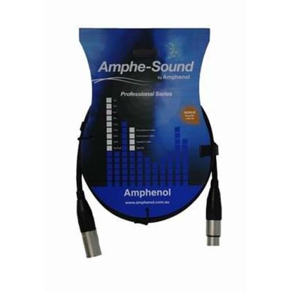 Amphe-Sound 3m XLR Microphone Cable