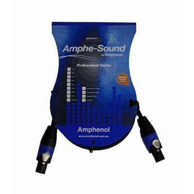 amphe sound 1m speakon 2 core speaker cable perth mega music online. Black Bedroom Furniture Sets. Home Design Ideas