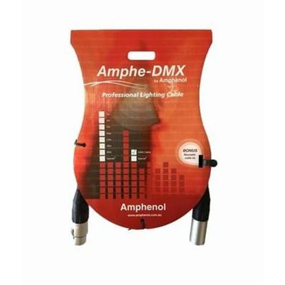 Picture of Amphe-DMX 5m 5-Pin XLR DMX Cable