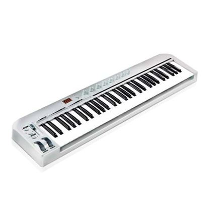 Ashton UMK-61 USB/Midi Controller Keyboard (61 Keys)
