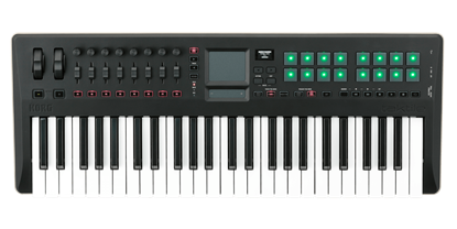 Korg taktile 49-key USB Controller Keyboard