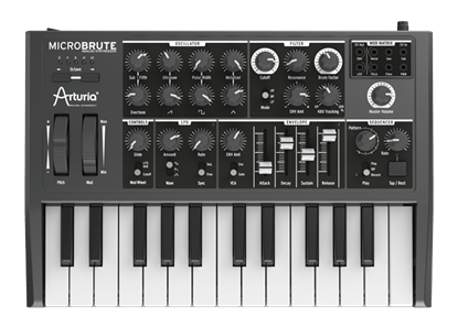 Picture of Arturia MicroBrute Synthesizer