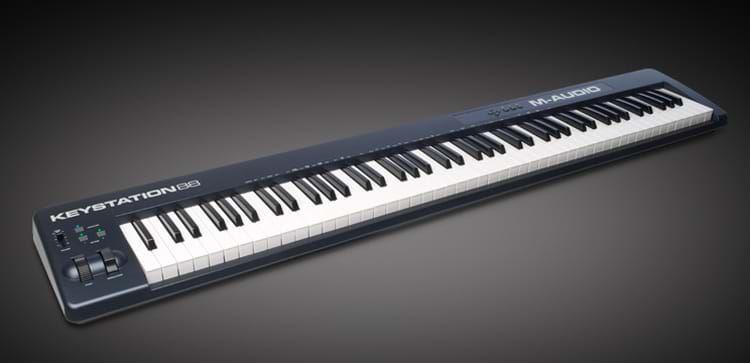 M-Audio Keystation 88 II - 88 Key MIDI Controller