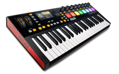 Akai Advance 49 Hi-Res Display Keyboard Controller (49 Keys)