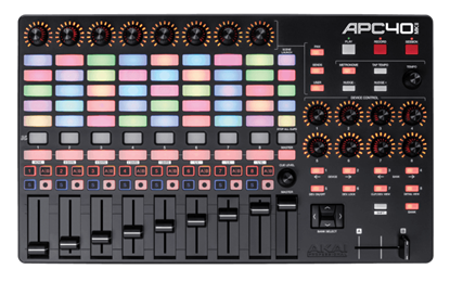 Picture of AKAI APC40 MkII Ableton Live Performance Controller