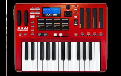 Picture of AKAI MAX25 USB/MIDI/CV Keyboard Controller
