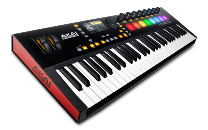 Akai Advance 61 Hi-Res Display Keyboard Controller (61 Keys)