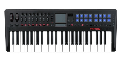 Korg TRITON taktile 49-Key USB Keyboard