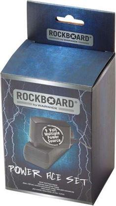 Rockboard Power Ace Set- Pedal Power Supply Set