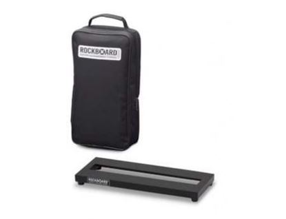 Rockboard Solo Pedal Board with Gig Bag