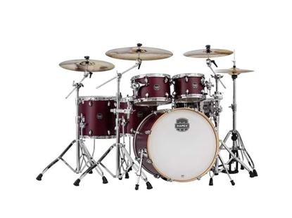 Mapex Armory S/Pack 22 10 12 14 16 14S Cordovan Red