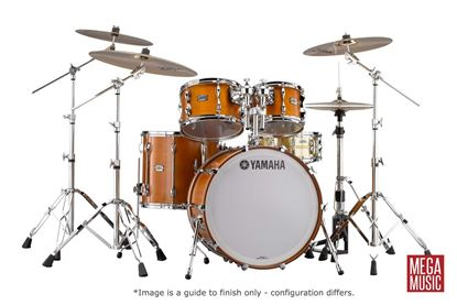 Yamaha Recording Custom Euro Drum Kit Shell Pack in Real Wood