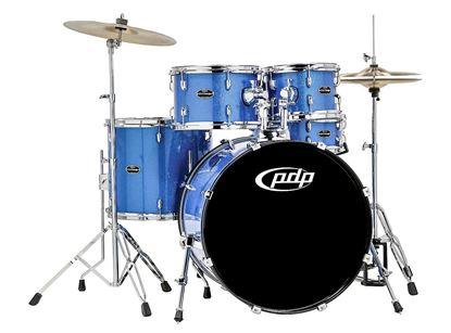 PDP CENTERstage 5-piece Drum Kit Sapphire