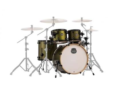 Mapex Armory 5pc Shell Pack Mantis Green w 22inch Kick