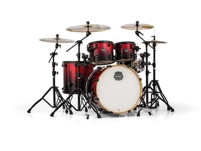 Mapex Armory 5pc Shell Pack Magma Red w 22inch Kick