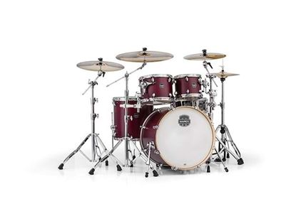Mapex Armory  5pc Shell Pack Cordovan Red w 22inch Kick
