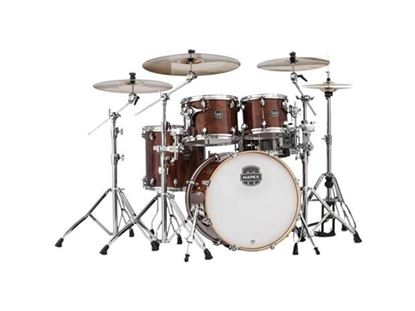 Mapex Armory 5pc Shell Pack Transparent Walnut w 20inch Kick