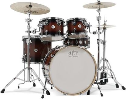 DW Design Series 5-piece Maple Drum Kit - Tobacco Burst