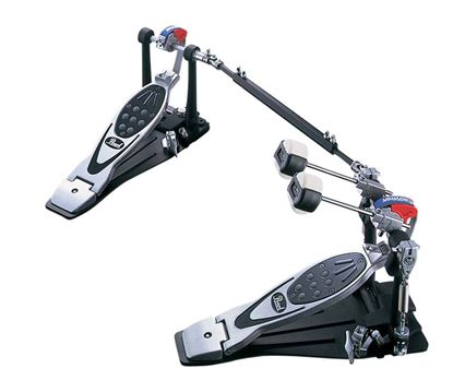 Pearl P-2002B Powershifter Eliminator Double Bass Drum Pedal (P2002B).