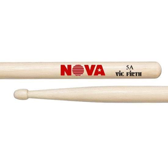 vic firth nova 5a wood tip drumsticks perth mega music online. Black Bedroom Furniture Sets. Home Design Ideas