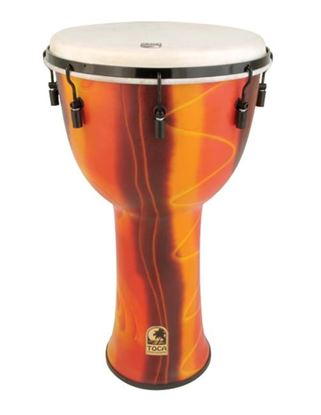 Picture of Toca Djembe 10 inch Mech-tuned - Fiesta Finish