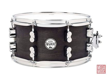 PDP Concept Series 13x7 inch All-Maple Black Wax Snare Drum