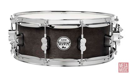 PDP Concept Series 14x5.5 inch All-Maple Black Wax Snare Drum