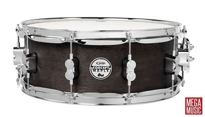 PDP Concept Series 14x6.5 inch All-Maple Black Wax Snare Drum