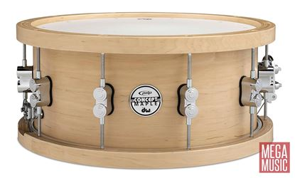 PDP Concept Series 14x6.5 inch Wood Hoop Maple Snare Drum