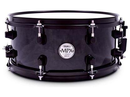 Mapex MPX 13x6 inch Birch Snare Drum Black Hardware