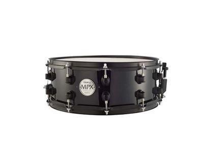 Mapex MPX 14x5.5 inch Maple Snare Drum Black Hardware