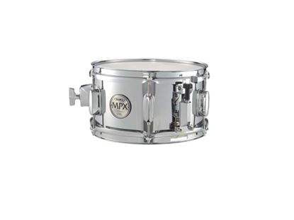 Mapex MPX 10x5.5 inch Steel Snare Drum Cheeky Little 10 Popcorn