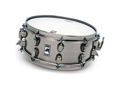 Mapex Black Panther Blade 14x5 inch Steel Snare Drum