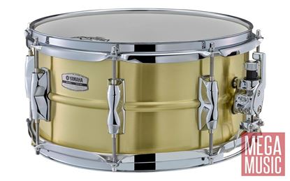 Yamaha Recording Custom Brass 13x6.5 inch Snare Drum
