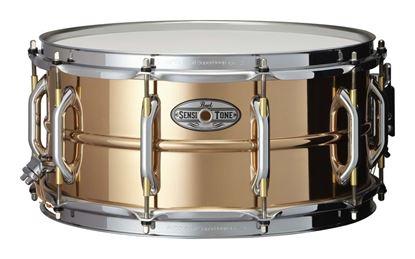 Pearl SensiTone Premium Beaded Phosphor Bronze 14x5 Snare Drum